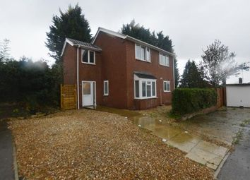 Thumbnail 3 bed detached house for sale in Middleton Close, Northampton, Northamptonshire, Na