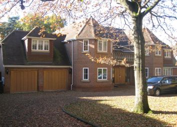 Thumbnail 5 bedroom detached house to rent in Kingsley Avenue, Camberley