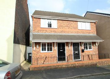 Thumbnail 2 bedroom semi-detached house to rent in Elliott Street, Basford, Newcastle