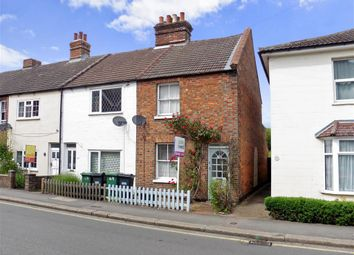 Thumbnail 2 bed end terrace house for sale in Holmesdale Road, Reigate, Surrey