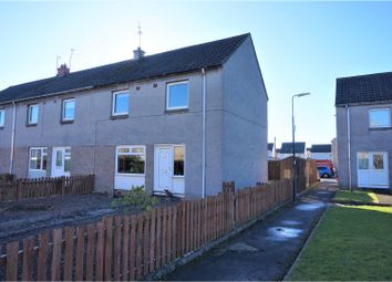 Thumbnail 3 bed end terrace house for sale in Sherwood Loan, Bonnyrigg