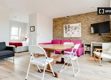 Thumbnail  Studio to rent in Turner Street, London