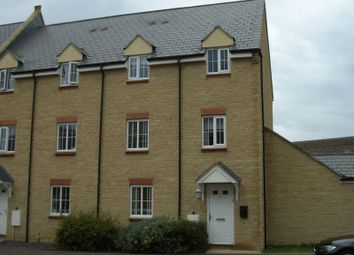 Thumbnail 2 bed town house to rent in Greenacre Way, Bishops Cleeve, Cheltenham