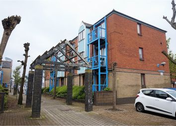 Thumbnail 1 bed flat for sale in Abernethy Quay, Marina