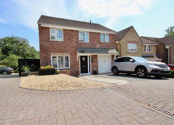 Thumbnail Detached house for sale in Llys Cyncoed, Oakdale, Blackwood