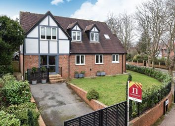 Thumbnail 5 bed detached house for sale in The Drive, Roundhay, Leeds