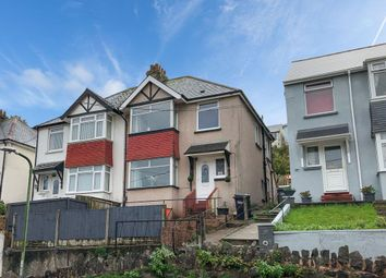 Thumbnail 3 bed semi-detached house for sale in Blatchcombe Road, Paignton