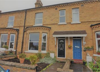 Thumbnail 4 bed terraced house for sale in Belvedere Road, Bridlington