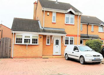 Thumbnail 3 bed detached house for sale in Holme Court, Goldthorpe, Rotherham
