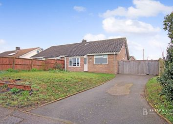 Thumbnail 3 bed property for sale in Poppys Lane, Pulham St. Mary, Diss