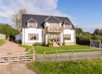 Thumbnail 4 bed detached house for sale in Ashlea, Eildon, Melrose, Scottish Borders