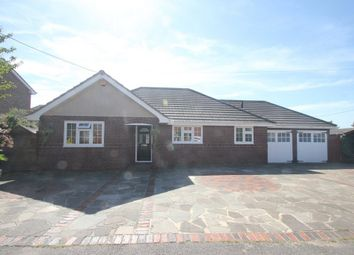 Thumbnail 4 bed detached bungalow for sale in Zandi Road, Canvey Island