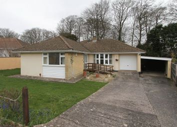 Thumbnail 3 bedroom detached bungalow to rent in Castlewood Close, Clevedon