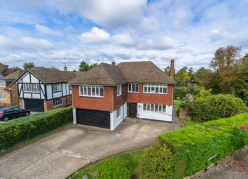 Thumbnail Detached house for sale in Beechen Grove, Pinner