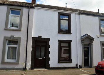Thumbnail 2 bed terraced house for sale in Western Street, Swansea