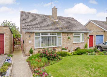 Thumbnail 3 bed detached bungalow for sale in Parkway Close, Nassington, Peterborough