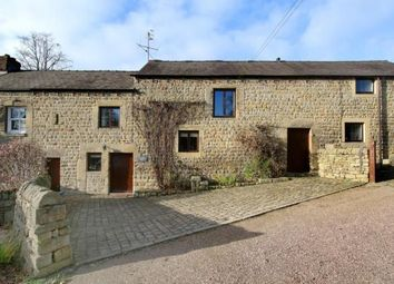 Thumbnail 3 bed barn conversion for sale in Nether End, Baslow, Bakewell, Derbyshire