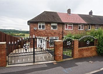 Thumbnail 2 bed semi-detached house for sale in Aberfield Drive, Leeds