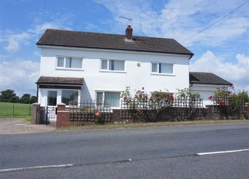 Thumbnail 3 bed detached house for sale in Monmouth Road, Raglan, Monmouthshire
