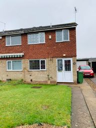 Thumbnail 3 bed semi-detached house to rent in Rosamund Avenue, Leicester