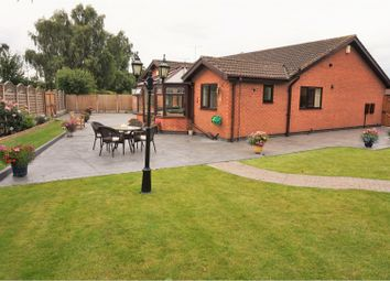 Thumbnail 3 bed detached bungalow for sale in Avenue Lourdes, Scunthorpe