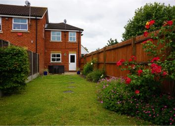 Thumbnail 2 bed terraced house for sale in St. Margarets Close, Dartford