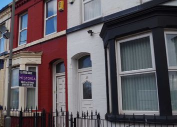 4 bed terraced house for sale in Wedgewood Street, Liverpool L7