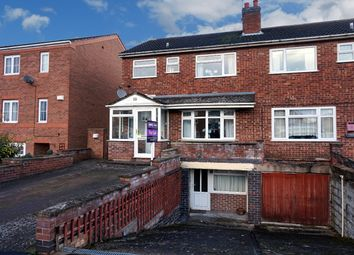 Thumbnail 4 bed semi-detached house for sale in Woodford Close, Nuneaton