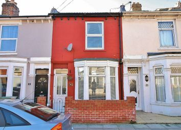 Thumbnail 3 bedroom terraced house for sale in Paulsgrove Road, Portsmouth