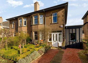 Thumbnail 3 bed semi-detached house to rent in Blackford Avenue, Blackford, Edinburgh