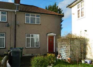 Thumbnail 2 bed semi-detached house to rent in Homefield Road, Burnt Oak