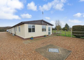 Thumbnail 2 bed semi-detached bungalow to rent in King Street, Rampton, Cambridge