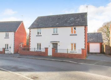 Thumbnail 4 bed detached house for sale in Oak Tree Close, West Cross, Swansea