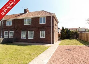 Thumbnail 4 bed terraced house to rent in York Road, Birtley, Chester Le Street