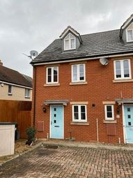 Thumbnail 3 bed terraced house to rent in Arnold Road, Mangotsfield, Bristol