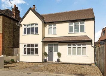 Thumbnail 5 bed detached house for sale in Belmont Avenue, New Malden