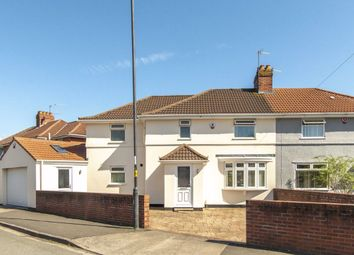 Thumbnail 4 bed semi-detached house for sale in Raleigh Road, Ashton, Bristol