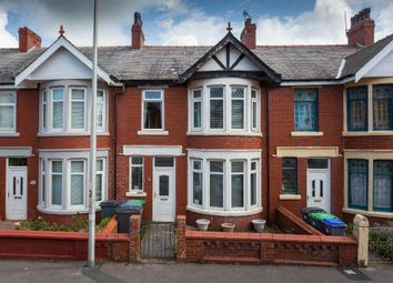 Thumbnail 4 bed terraced house for sale in Saville Road, Blackpool