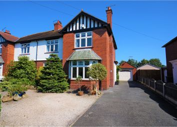 Thumbnail 4 bed semi-detached house for sale in St. Aidans Road, Carlisle