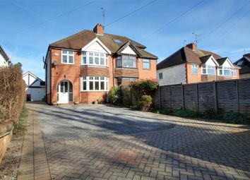 Thumbnail 4 bed semi-detached house for sale in Reading Road, Woodley, Reading, Berkshire