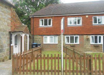 Thumbnail 2 bed terraced house to rent in West Hoathly, East Grinstead, West Sussex