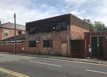 Thumbnail Industrial for sale in 2A, Humphrey Street, Wigan