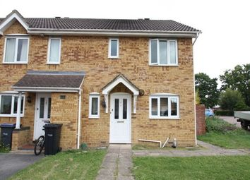 Thumbnail 3 bed end terrace house to rent in Foxglove Drive, Trowbridge