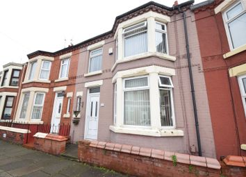 Thumbnail 3 bed terraced house for sale in Lumley Street, Garston, Liverpool