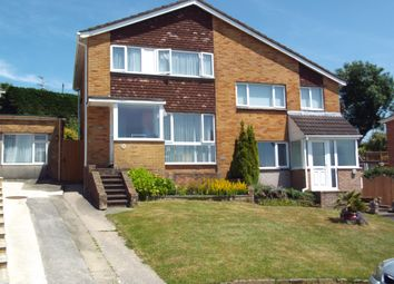 Thumbnail 3 bed semi-detached house for sale in Langham Way, Ivybridge