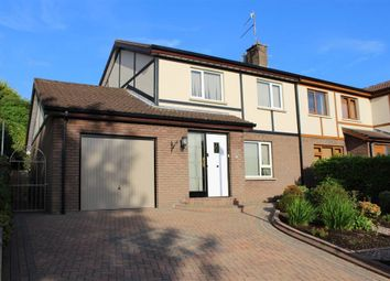 Thumbnail 3 bed semi-detached house for sale in Tudor Mews, Warrenpoint