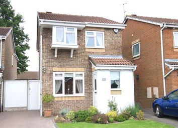Thumbnail 3 bed detached house for sale in Church Croft, Edenthorpe, Doncaster