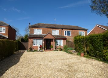 Thumbnail 3 bed semi-detached house for sale in Spring Lane, Colden Common, Winchester