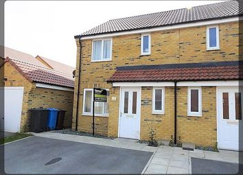 Thumbnail 3 bed semi-detached house to rent in Stable Way, Kingswood, Hull
