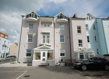 Thumbnail 3 bed flat for sale in Victoria Street, Tenby